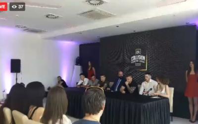VIDEO: Press konferencija COLLISION Fighting League – Serbia