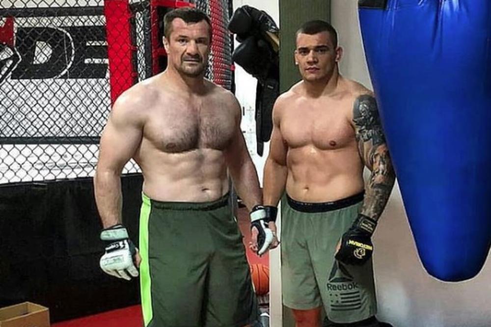 KRO KAP UZ SRBINA: Darko Stošić za vikend debituje u UFC! Za duel protiv Kimbala pripremao ga je Mirko Filipović!